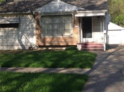 17416 Five Points Street, Detroit, MI 48240 - MLS#: 218045540