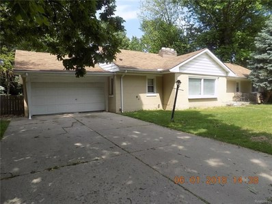 20489 Woodside Street, Harper Woods, MI 48225 - MLS#: 218045707