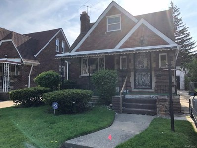 8595 Cloverlawn Street, Detroit, MI 48204 - MLS#: 218045772