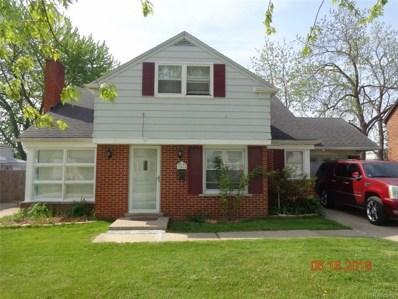 18066 Oak Avenue, Eastpointe, MI 48021 - MLS#: 218045780