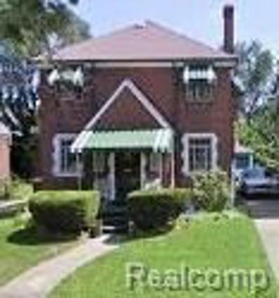 16900 Santa Rosa Drive, Detroit, MI 48221 - MLS#: 218045815