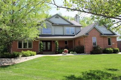 47657 River Woods Drive, Canton Twp, MI 48188 - MLS#: 218045874