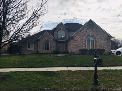 47290 Woodberry Estates Drive, Macomb Twp, MI 48044 - MLS#: 218045986