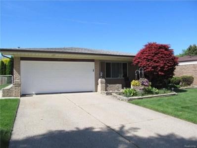 13659 Terra Santa Drive, Sterling Heights, MI 48312 - MLS#: 218046019