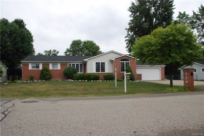 720 Colebrook Drive, Troy, MI 48083 - MLS#: 218046042
