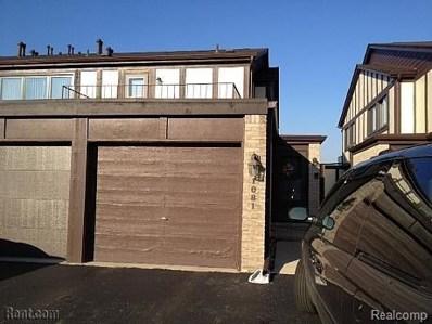 1081 Country Club Drive, St. Clair Shores, MI 48082 - MLS#: 218046142