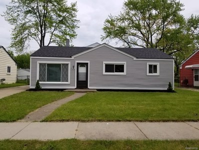 21760 Ehlert Avenue, Warren, MI 48089 - MLS#: 218046161