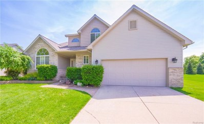 663 Sandpiper Way, Oxford Twp, MI 48371 - MLS#: 218046166