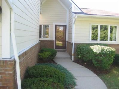 35225 Hillside Drive, Farmington Hills, MI 48335 - MLS#: 218046176