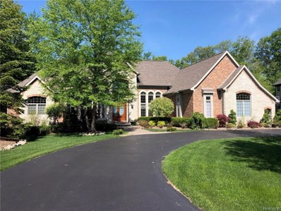 7115 Oak Ridge Court, Independence Twp, MI 48346 - MLS#: 218046186