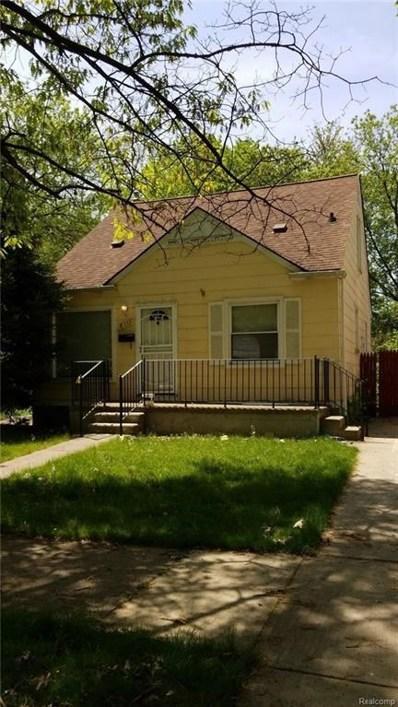 18557 Fielding Street, Detroit, MI 48219 - MLS#: 218046196