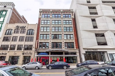 1250 Library Street UNIT 42, Detroit, MI 48226 - MLS#: 218046210