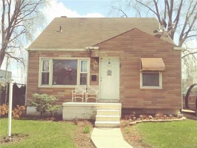 1037 S Ethel Street, Detroit, MI 48217 - MLS#: 218046314