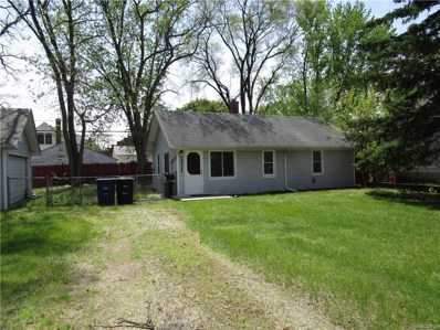 35249 Sheffield Street, Westland, MI 48186 - MLS#: 218046331