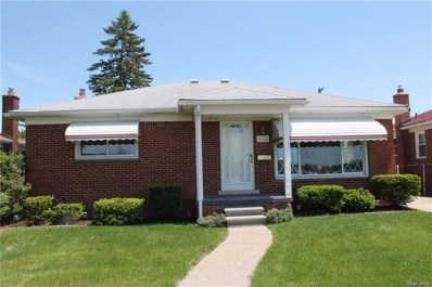 4615 18th St., Wyandotte, MI 48192 - MLS#: 218046378