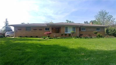 8872 Sixteen 1\/2 Mile Road, Sterling Heights, MI 48312 - MLS#: 218046390