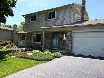 3681 S Chevron Drive W, Highland Twp, MI 48356 - MLS#: 218046409