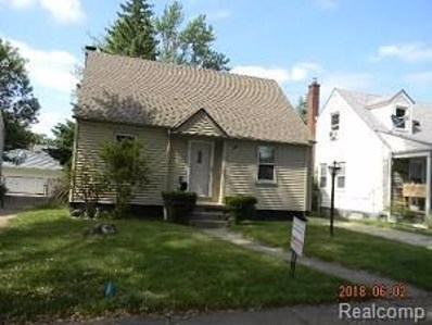 24128 Boston Street, Dearborn, MI 48124 - MLS#: 218046478