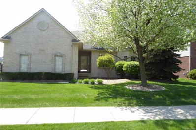17344 Breckenridge Drive, Clinton Twp, MI 48038 - MLS#: 218046507