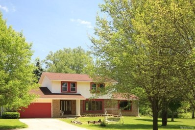 5701 Barr Road, Canton Twp, MI 48188 - MLS#: 218046603