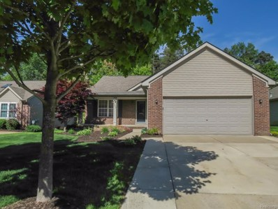 2655 Signature Circle, Hamburg Twp, MI 48169 - MLS#: 218046662