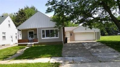 17342 Hanna Street, Melvindale, MI 48122 - MLS#: 218046776
