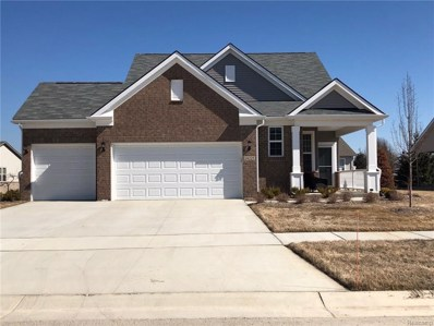 6228 Crystal Downs Drive, Grand Blanc Twp, MI 48439 - MLS#: 218046792