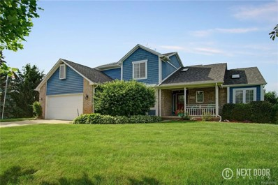 4523 Spring Ridge Drive, White Lake Twp, MI 48383 - MLS#: 218046890