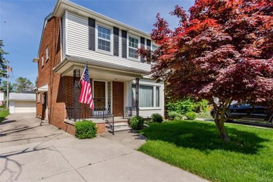 139 N Rosevere Avenue, Dearborn, MI 48128 - MLS#: 218046892