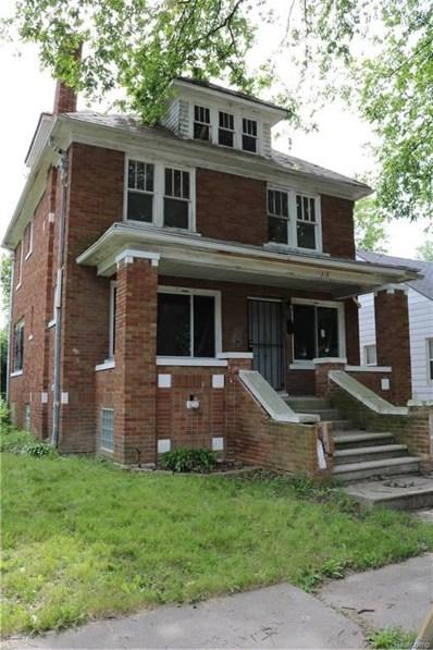 7318 Woodmont Avenue, Detroit, MI 48228 - MLS#: 218046907