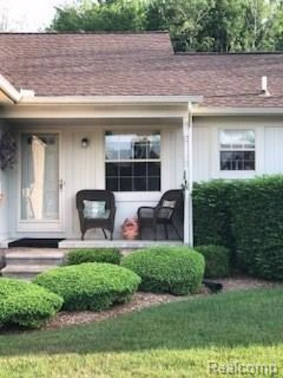 25327 Amber Court, Chesterfield Twp, MI 48051 - MLS#: 218046978