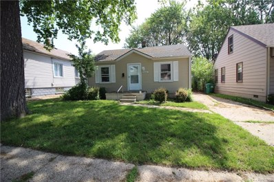 24260 Tuscany Avenue, Eastpointe, MI 48021 - MLS#: 218047053