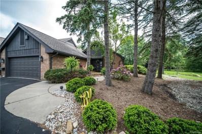 1938 Pine Ridge Lane, Bloomfield Twp, MI 48302 - MLS#: 218047073