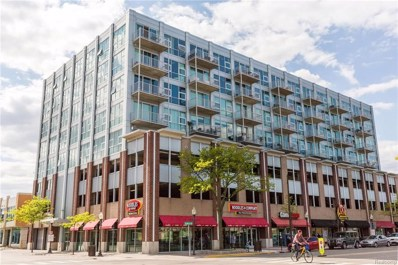 100 W 5TH Street UNIT 609, Royal Oak, MI 48067 - MLS#: 218047158