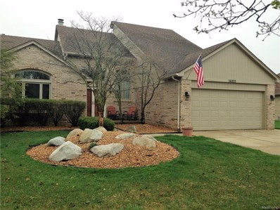 16835 Huntington Woods Drive, Macomb Twp, MI 48042 - MLS#: 218047208