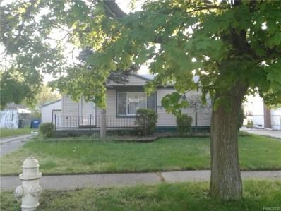 1514 Flynn Street, Westland, MI 48186 - MLS#: 218047214