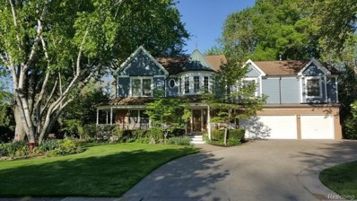 1149 Three Mile Drive, Grosse Pointe Park, MI 48230 - MLS#: 218047299