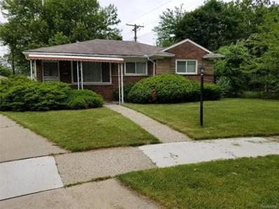 21731 Ridgedale Street, Oak Park, MI 48237 - MLS#: 218047326