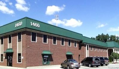 1460 Walton Boulevard, Rochester Hills, MI 48309 - MLS#: 218047343