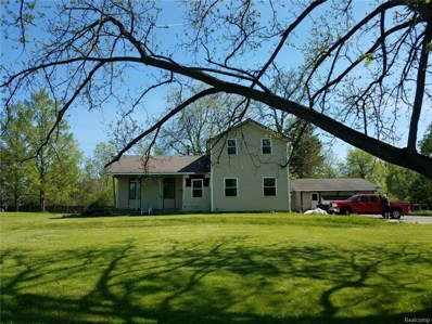 1436 E Mount Morris Road, Genesee Twp, MI 48458 - MLS#: 218047350