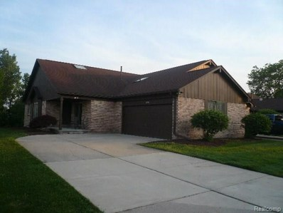 38532 Sycamore Meadow Drive, Clinton Twp, MI 48036 - MLS#: 218047380