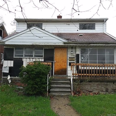 13400 Gable Street, Detroit, MI 48212 - MLS#: 218047429