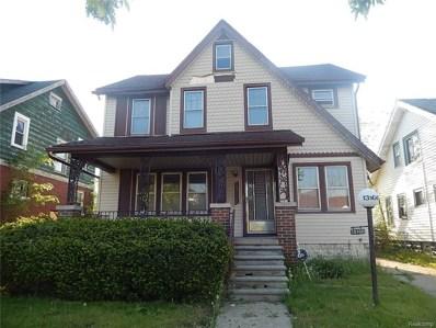 13166 Pinehurst Street, Detroit, MI 48238 - MLS#: 218047433