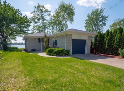 8726 Rushside Drive, Hamburg Twp, MI 48169 - MLS#: 218047435
