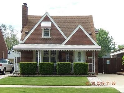 1689 Michigan Boulevard, Lincoln Park, MI 48146 - MLS#: 218047438