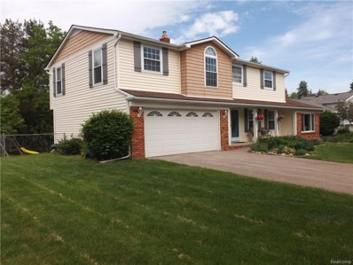 3606 Country View Drive, Oxford Twp, MI 48371 - MLS#: 218047499