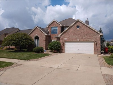 54153 Ashley Lauren Drive, Macomb Twp, MI 48042 - MLS#: 218047552