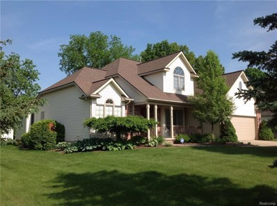 9211 Meadow Ridge Lane, Grand Blanc Twp, MI 48439 - MLS#: 218047602