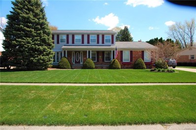 46638 Houghton Drive, Shelby Twp, MI 48315 - MLS#: 218047681