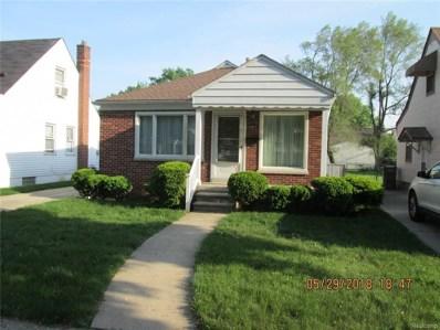 24071 Chicago Street, Dearborn, MI 48124 - MLS#: 218047687